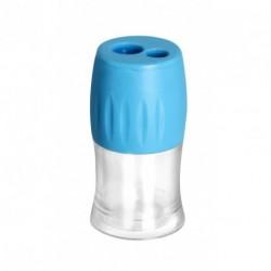 Taille-crayon 1er prix 2 usages Liberty avec réservoir