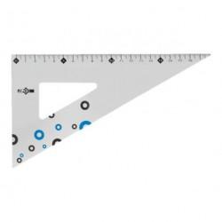 Equerre en aluminium 60° et 21cm JPC