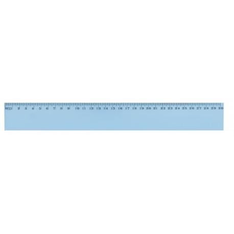 Règle en plastique incassable JPC de 30cm