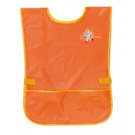Tablier chasuble de protection pour enfant de 5 à 8 ans