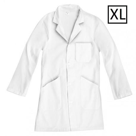 Blouse blanche 100% coton - Taille XL