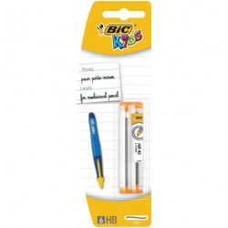 Mines HB 1,3mm pour portemine Bic Beginner Evolution