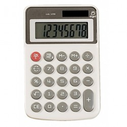 Calculatrice de bureau 8 chiffres Sign 1209