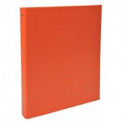 Classeur 4 anneaux format A4 dos de 40mm - Orange