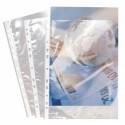 Pochettes perforees cristal format A4 (21x29,7) 9/100 - lot de 100