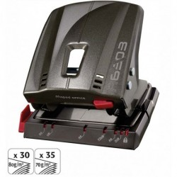 Perforateur 2 trous Maped Advanced Metal - 30/35 feuilles