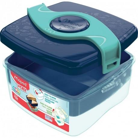 Boîte à gouter Maped Picnik Origins - couleur bleu vert