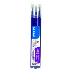 Recharge pour stylo Roller Pilot FriXion ball 0,7mm - Violet