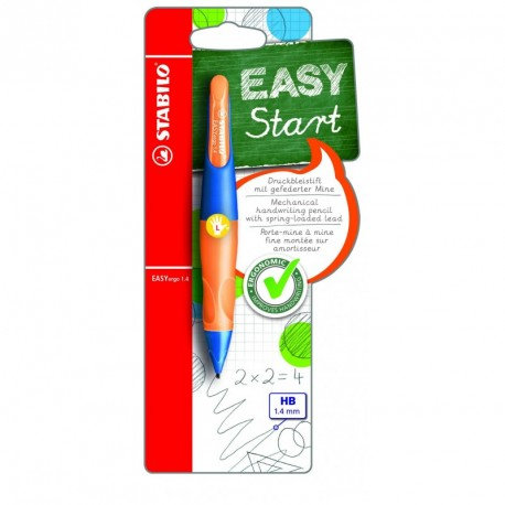 Portemines Stabilo Easyergo 1,4mm spécial gaucher