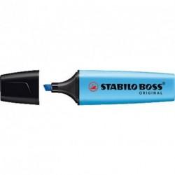 Surligneur Stabilo Boss Original  - Bleu