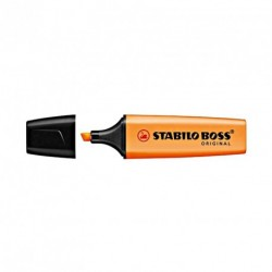 Surligneur Stabilo Boss Original  - Orange