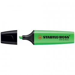 Surligneur Stabilo Boss Original  - Vert