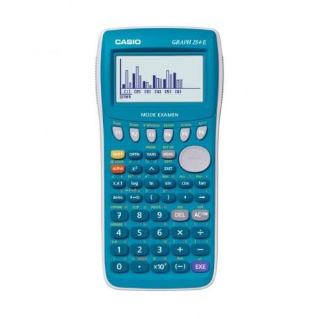 Calculatrice scientifique Casio 25+E