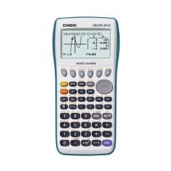 Calculatrice scientifique Casio 35+E