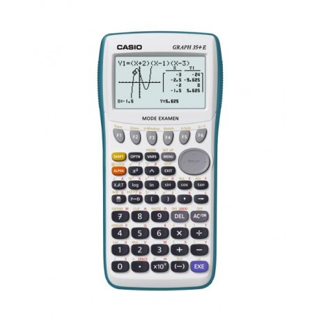 Calculatrice scientifique Casio 35+E