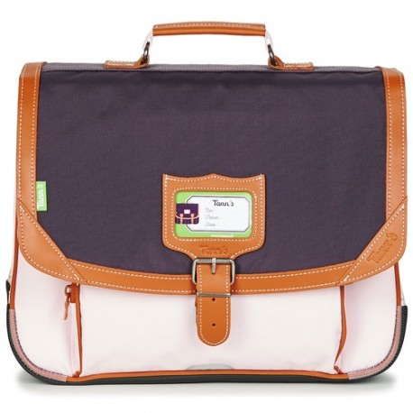 Cartable Tann's Iconic encre parme 38cm