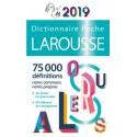 Dictionnaire Larousse 2019 édition de poche