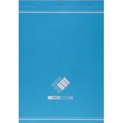 Bloc d'écriture 210x297cm petits carreaux (5x5)