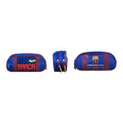 Trousse FC Barcelone 2 compartiments