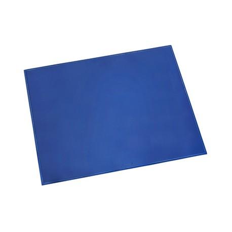 Sous-main polypropylène translucide bleu