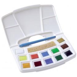 Peinture aquarelle Art Creation boite de poche