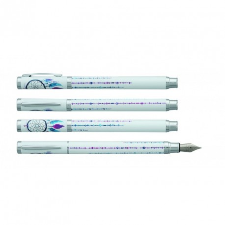 Stylo-plume en métal  PLUMink Dream Catcher - Plume 5