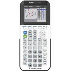 Calculatrice scientifique Texas Instrument TI-83 ce