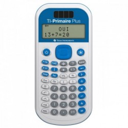 Calculatrice scientifique Texas Instrument TI primaire plus