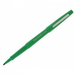 Stylo feutre PaperMate Flair pointe moyenne nylon - Vert