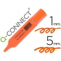 Surligneur 1er prix avec capuchon - Orange