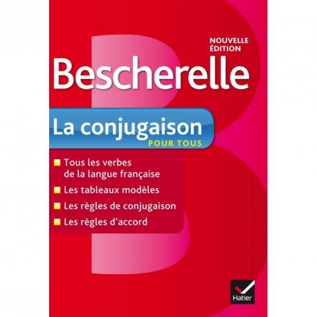 Bescherelle La conjugaison pour tous édition Hatier