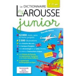 Dictionnaire Larousse Junior 2017 7-11 ans CE/CM
