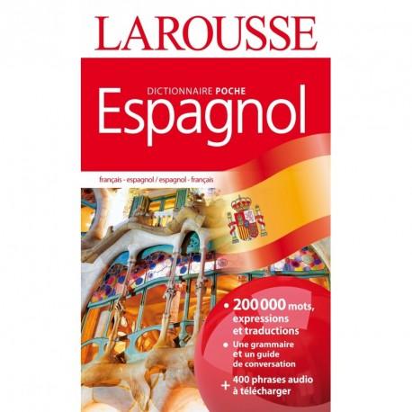 Dictionnaire Larousse Espagnol édition de poche 2017