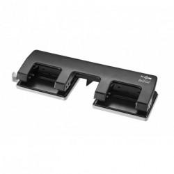 Perforateur 4 trous 1er prix en métal JPC - 15 feuilles