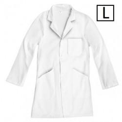 Blouse blanche 100% coton - Taille L
